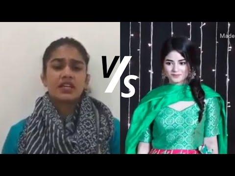 😮Zaira replied to babita phogat / babita phogat's 😡msg to people threatening her / the viral video