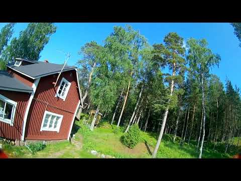 Chill summer cottage flying over water - GEPRC Skip HD3 (2020 #77)