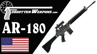 AR-18 and AR-180: Can Lightning Strike Twice for Armalite?