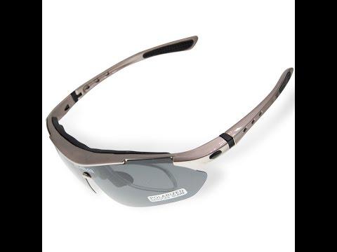 Recensione ITA SAVA Multi-funzione Occhiali Sport Occhiali da Sole Per Corsa Guida Ciclismo Ecc