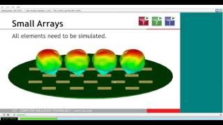 Simulation-Enabled 5G Antenna Design