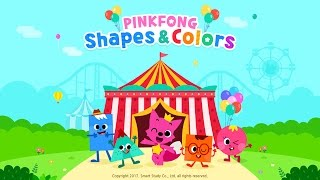 [App Trailer] Pinkfong Shapes & Colors