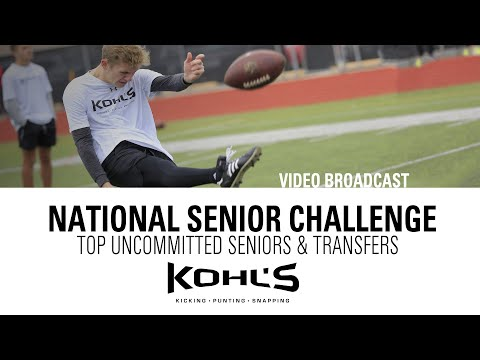 2020 National Senior Challenge | Final Competitions