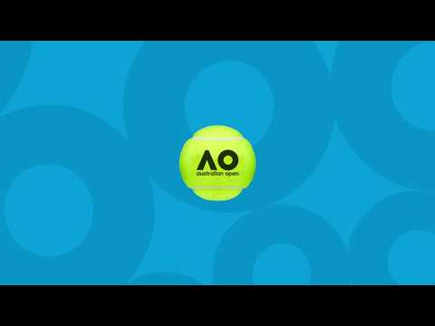 Dunlop Australian Open Tennis Balls - Video Presentation