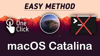 Make Bootable USB Drive for macOS High Sierra  - One Click Method