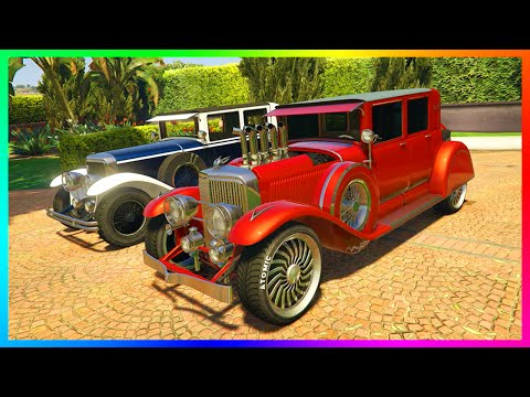 ALBANY ROOSEVELT VS ROOSEVELT VALOR! - GTA 5 2016 Valentine's Day DLC Ultimate Vehicle Comparison!