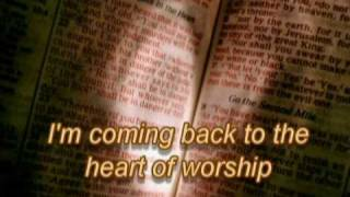 Heart of worship - Matt Redman (with lyrics) - Best Worship Song with tears 3