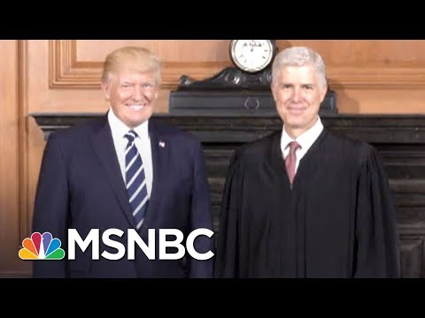 Rejected! President Donald Trump's Judge Pick Denied | The Beat With Ari Melber | MSNBC