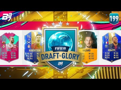 YESSS! FINALLY A TOTS PACKED! | FIFA 19 DRAFT TO GLORY #199
