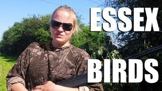 Fieldsports Britain : Shooting pigeons in Essex, and the fallow buck season starts (episode 141)