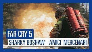 Amici Mercenari - Sharky Boshaw