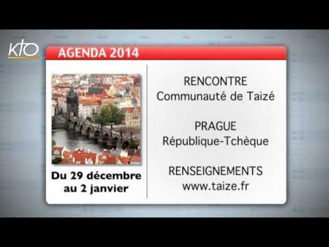 Agenda 8 décembre 2014