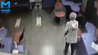 В Санкт-Петербурге со стрельбой ограбили банк: украли около 4 миллионов. Видео