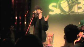 Daley- Let It Go (Live @ SOB's)