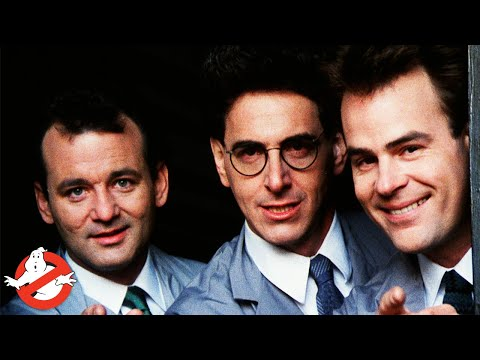 Watch The Original Ghostbusters Television Commercial