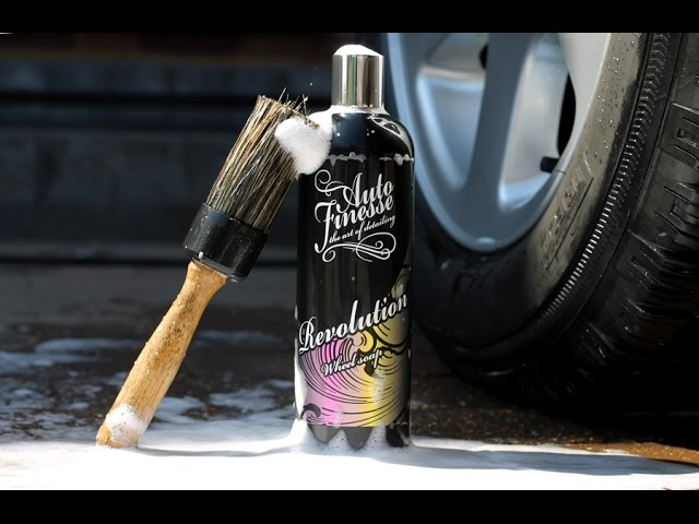 Auto Finesse Revolution Wheel Soap - 500ml in Lahore