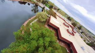 """Freestyle FPV micro 3s 2.5"""" Sub 250g [insta360 GO 2] Business Park One Pack Flow"""