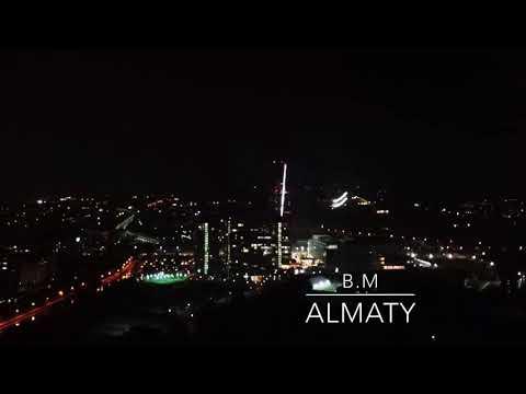 Almaty. The Ritz-Carlton. Almaty the city of thousand.
