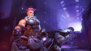 英雄焦點:札莉雅-暴雪英霸