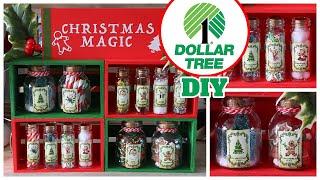 DOLLAR TREE CHRISTMAS DIY 2020 SO CUTE!