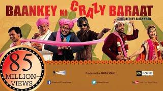 Baankey ki Crazy Baraat | Full HINDI MOVIE HD | Raajpal Yadav,  Vijay Raaz | New Bollywood Movies