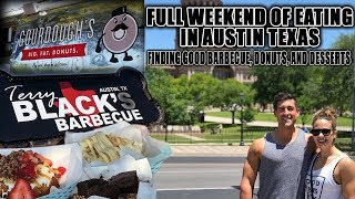 Full Weekend of Eating in Austin TX - Finding the best BBQ - Magnolia Table - ft Nick Bare