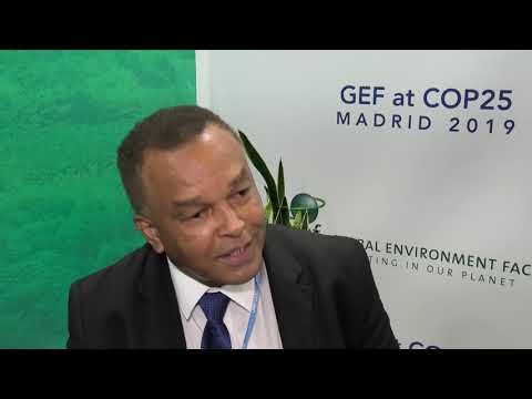 COP25: Mr. Wills Agricole, Ministry of Environment, Energy and Climate Change, Seychelles