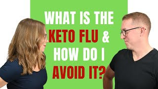 What Is The KETO FLU & How Do I Avoid It?? (With Health Coach Tara & Jeremy) Keto Diet Q&A