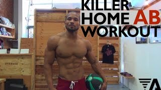 KILLER HOME AB WORKOUT