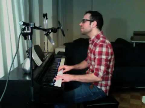 I Can Barely Say (The Fray Cover) - Christopher Guglick
