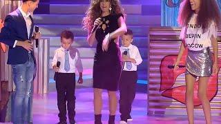 """Rosario Y Su Equipo: """"Por Un Beso Tuyo"""" – Final  - La Voz Kids 2017"""