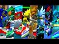 Sonic Riders Zero Gravity All Characters