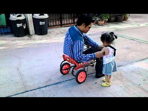 รถซิ่ง จับเด็ก