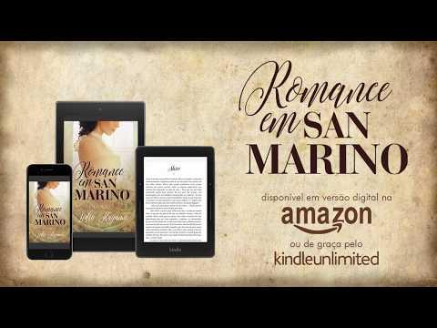 Romance em San Marino - Livro I (Book Trailer 2)