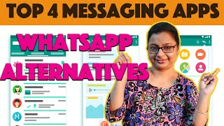 4 Best Free Messaging Apps