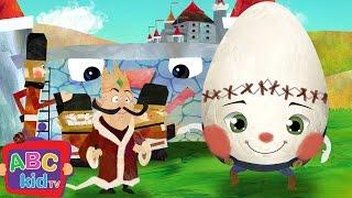 Humpty Dumpty (2D) | Cocomelon (ABCkidTV) Nursery Rhymes & Kids Songs