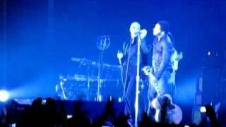 Lenny Kravitz and Mariza
