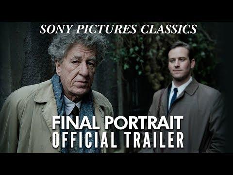 Movie Trailer: Final Portrait (0)