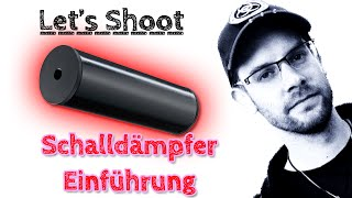 Einführung in Waffen-Schalldämpfer - Let's Shoot #52
