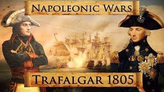 Napoleonic Wars: Battle of Trafalgar 1805 DOCUMENTARY