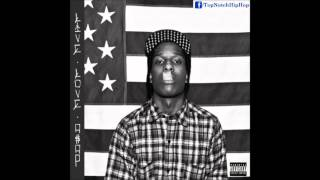 A$AP Rocky - Kissin' Pink (Ft. A$AP Ferg) [LiveLoveAsap]