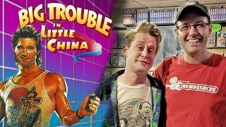 Macaulay Culkin's Pick: Big Trouble in Little China - Rental Reviews