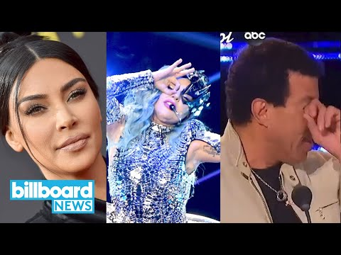 Taylor Swift's Publicist Shuts Kim K Down, Lady Gaga Delays Release of Album & More | Billboard News