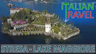 LAKE MAGGIORE│ITALY. STRESA AND THE BORROMEAN ISLANDS