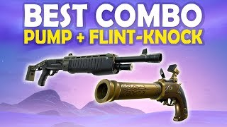 PUMP + FLINT-KNOCK : BEST COMBO!
