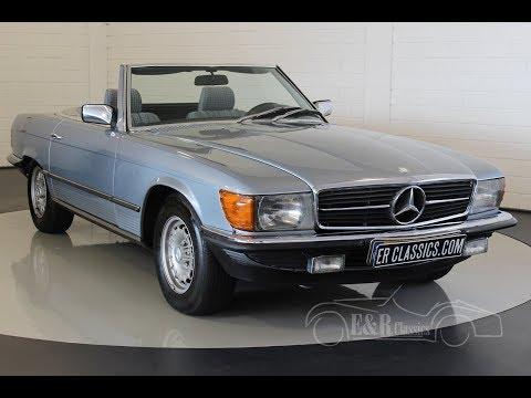 Video of 1983 280SL located in noord brabant - $34,150.00 - QEBS