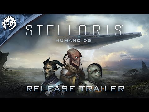 Stellaris - Humanoids Species Pack: Release Trailer thumbnail