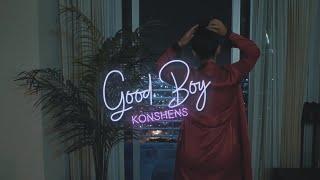 Konshens - Good Boy (Official Lyric Video) | Sexting Riddim | Dancehall 2019