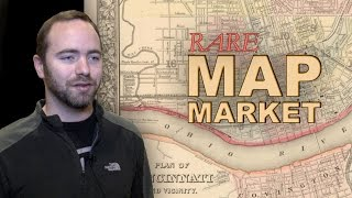 CoinWeek: Sammy Berk Describes The Market For Map Collecting - Video: 4:16