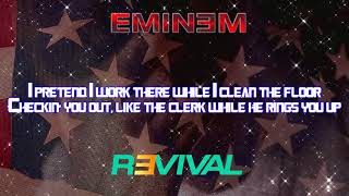 Eminem - Heat [Lyric Video]